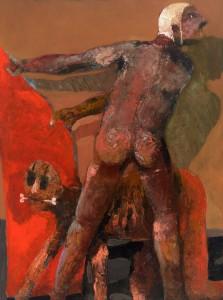 Oil on canvas, 130 x 97cm, 2012