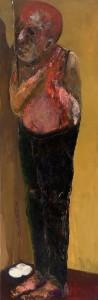 Eggs Oil on canvas, 150 x 50 cm, 2012
