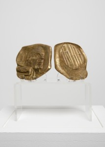 Jane Mcadam Freud: Truth Medal (2011/12), Bronze, 100 mm