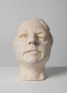 Jane Mcadam Freud: Inside (2008), Clay, 25 x 15 x 17 cm