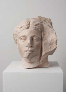 Jane Mcadam Freud: Allora (2006), Stoneware Clay, 35 x 36 x 38 cm