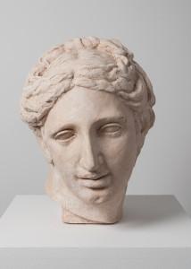 Jane Mcadam Freud: Venus (2006), Stoneware Clay, 34 x 33 x 26 cm