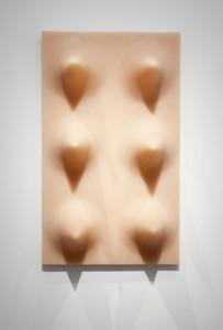 Olympia Scarry, Mammalia (2012), Rubber, silicon 35 x 57 x 19 cm, 2012