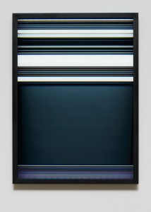 "Hyo Myoung Kim, ""Thanks, scanner lid scanner, Frere Reinert - I tried it, too"", 2014, 50 x 36 x 3.5cm"