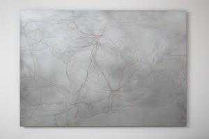 Il Cammino Verso Se Stessi, 2015, aluminium and copper