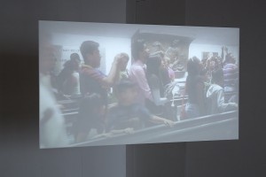 Alinka Echeverría, To See Her and Let Her See Me, 2014, video loop 32 min, Edition 3 + 2AP