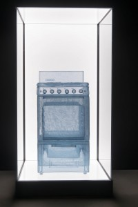 Do Ho Suh,Specimen Series- 348 West 22nd Street, APT. New York, NY 10011, USA - Stove (LMGHK 2013 Inst) 05 hr