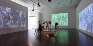 Point of Recognition 4-channel video installation, projector, dimensions variable, 2012