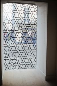 Window Project: Henry Krokatsis, 2012