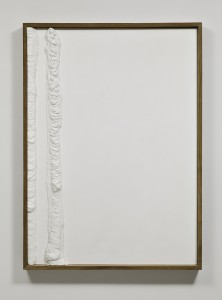 Untitled (Plaster Positive)