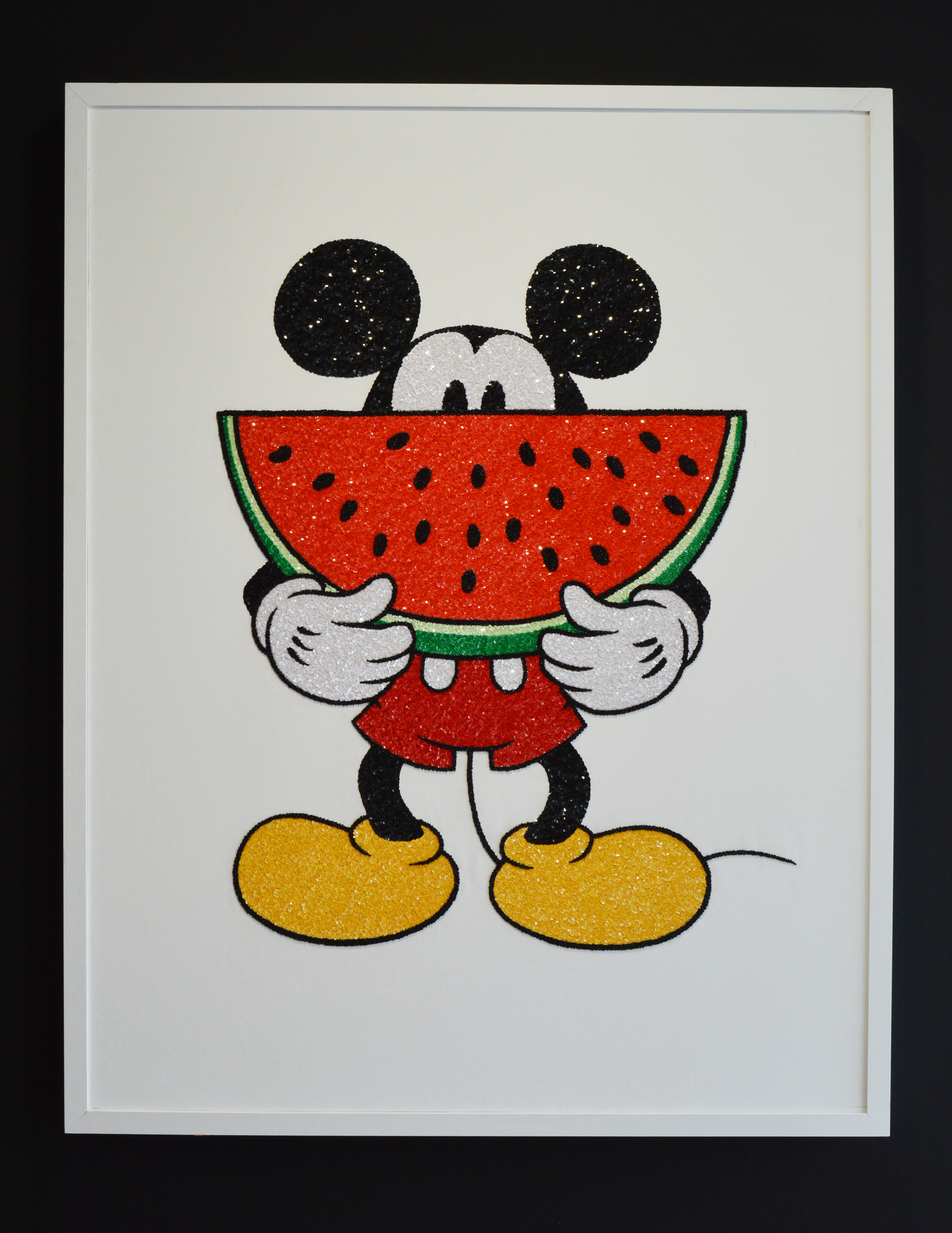 PC_Mickey with Watermelon