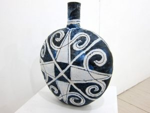 Flask with Star