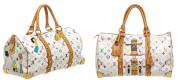 EF x LV – Louis Vuitton Multicolor Keepall 45 Bag (5 Oct 2017 1 55am)