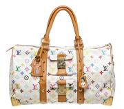 Ed Fornieles – Louis Vuitton Multicolor Keepall 45 Bag – img_8691_2