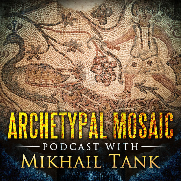 JANE MCADAM FREUD | ARCHETYPAL MOSAIC | APRIL 2018