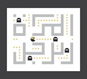 Kufic Pacman
