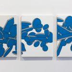 Luca Serasini, Window Project 2012-2018 - Installation shot, Courtesy Gazelli Art House