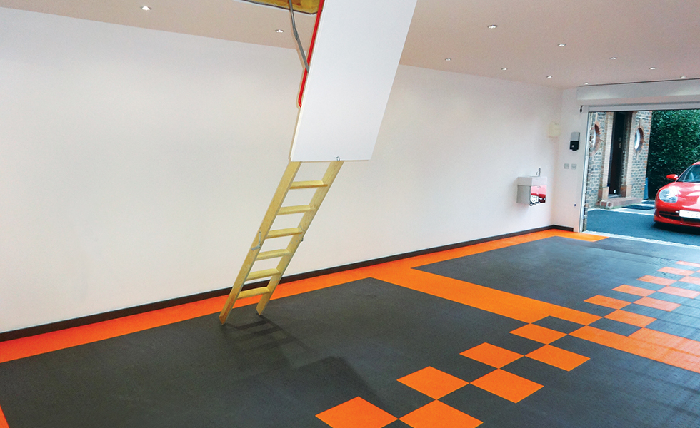 Garage floor tiles uk