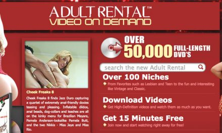 Adult Rental review – High quality HD porn