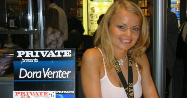 Porn Star Interview – Dora Venter