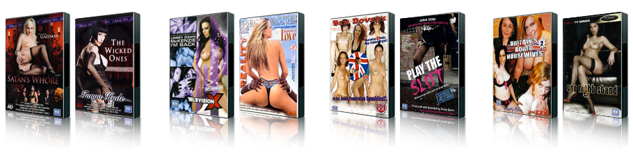 Simply The Best – British Porn DVDs