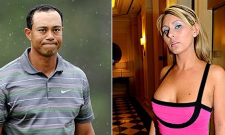 Porn Company Snags Tiger Woods Sex Tape
