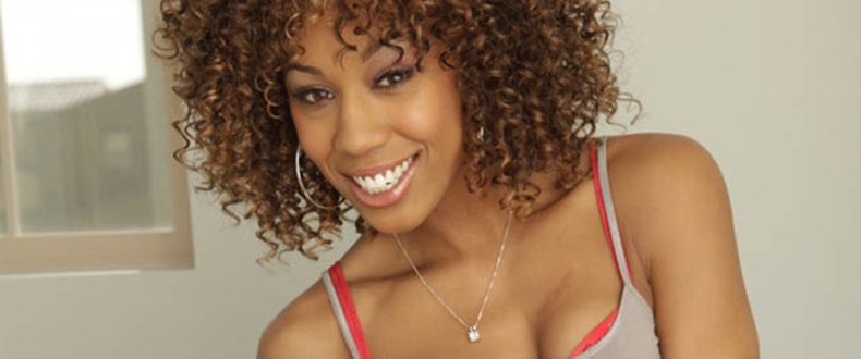 Misty Stone Wins Her 2nd Urban X Award