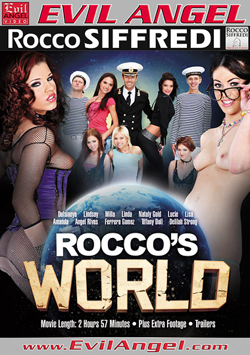 Adult Movie Review : Rocco's World