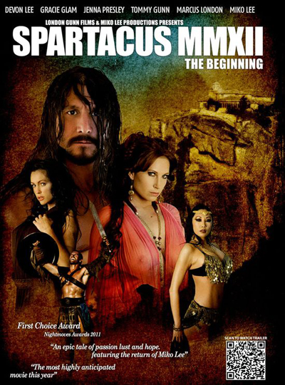 """The reviews are in. """"Spartacus MMXII: The Beginning"""" is enthralling audiences and stunning critics."""