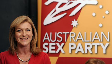 Sex Party's Fiona Patten to Run for Senate in AustraliaSex Party's Fiona Patten to Run for Senate in AustraliaSex Party's Fiona Patten to Run for Senate in Australia
