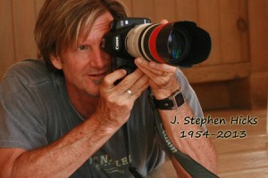 Acclaimed adult industry photographer and videographer J. Stephen Hicks passed away yesterday.