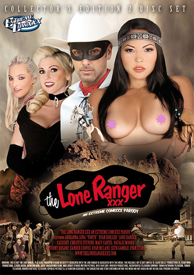 The Lone Ranger XXX