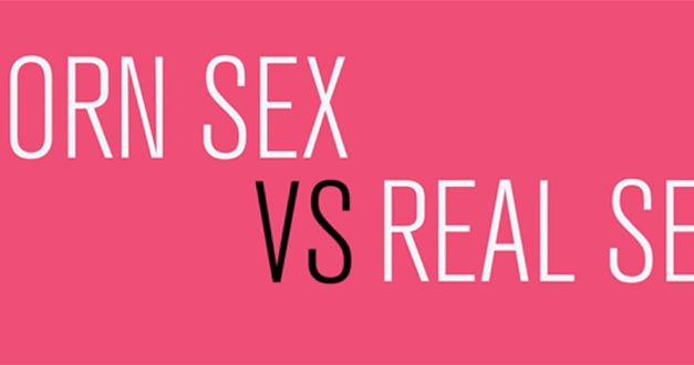 Porn vs. Real Sex