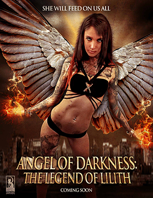 Tera Patrick Stars In 'Angel Of Darkness""