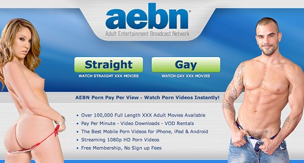 Latest adult movies released from AEBN