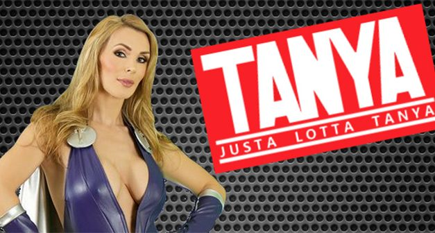 Tanya Tate featured in UK magazine Love It!