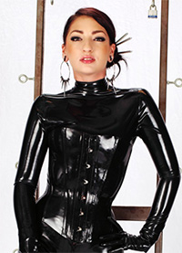 Cybill Troy dominatrix
