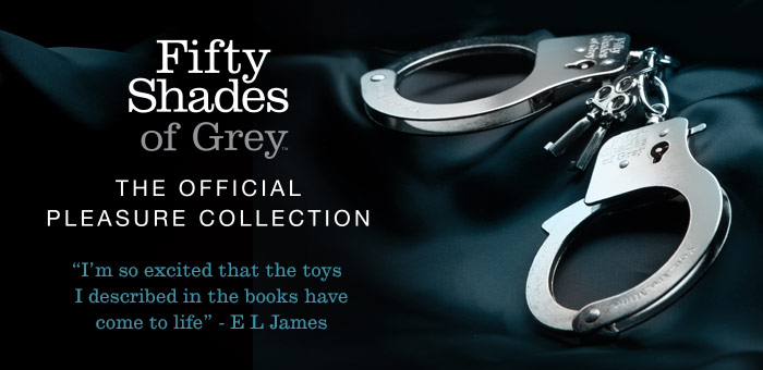 Introducing Fifty Shades of Grey collection