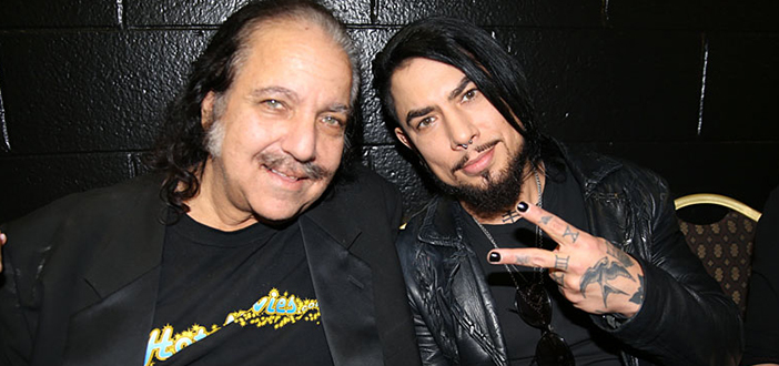 2015 XBIZ Awards. XBIZ Award Winner Ron Jeremy