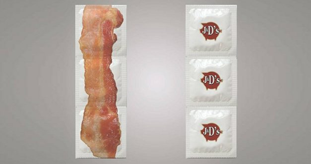 The Bacon Condom is a real thing