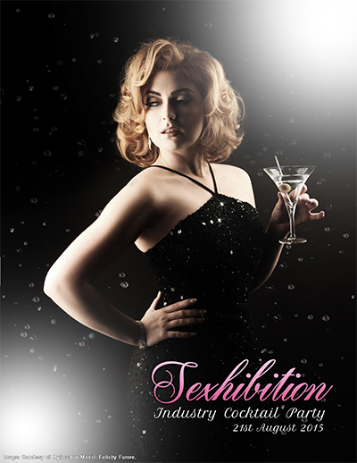 Sexhibition Cocktail poster