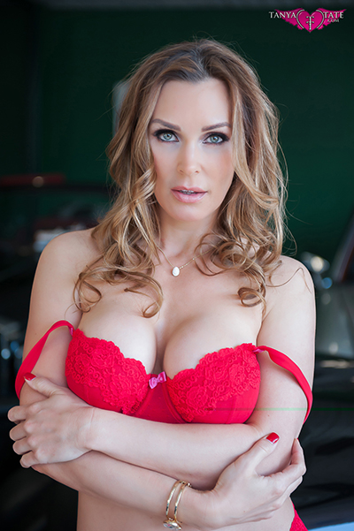 British Adult Star TANYA TATE