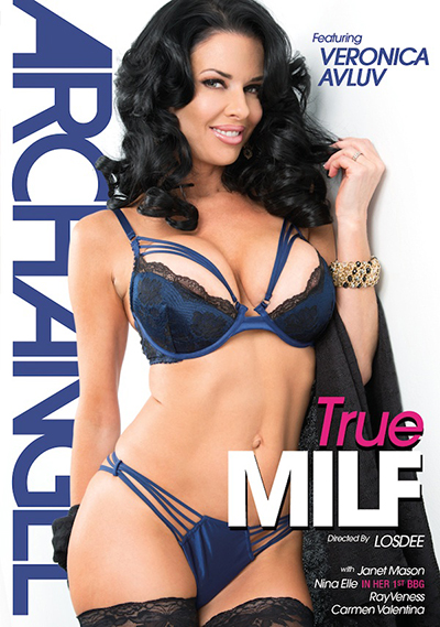 True MILF DVD cover