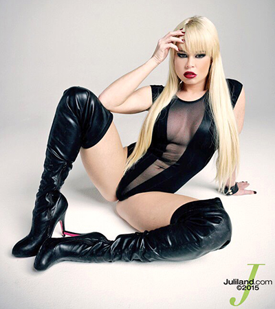 Nikki Delano Is the O Model of the Month