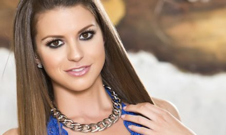 Brooklyn Chase graces 2 covers this week