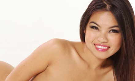 Cindy Starfall shines in Evil Angel's STARFALL
