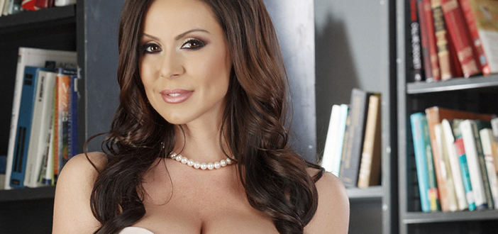 Kendra Lust signs with adult agency Sylvaria