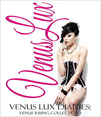Venus Lux Diaries book cover