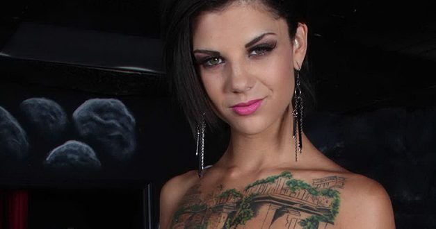 Bonnie Rotten directorial debut is out