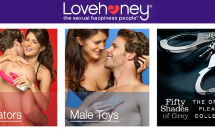 Lovehoney publishes 100,000th sex toy review